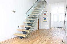 Сквозные лестницы
