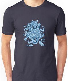 Lucky Dragon 3 Unisex T-Shirt