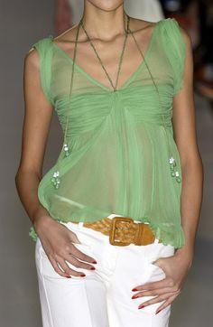 Chloé Spring 2004 - Details