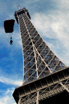 Torre Eiffel - Photoshop