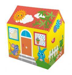 Bestway Plastový dom na hranie - 102x76x114 cm