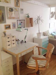 Seitenansicht #interior #einrichtung #dekoration #decoration #ideas #ideen #vintage #deko Foto: FraeuleinNussboeck