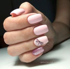 Semi-permanent varnish, false nails, patches: which manicure to choose? - My Nails Cute Acrylic Nails, Cute Nails, Pretty Nails, Solid Color Nails, Nail Colors, Short Nail Designs, Nail Art Designs, Latest Nail Designs, Nail Designs Spring