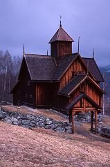 Uvdal stave church, Norway