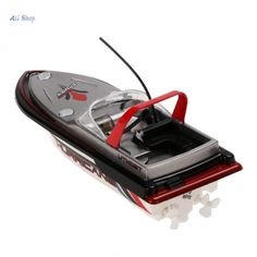 Brand Children Kids Boys Girls Educational Toy Radio Remote Control Boat Super Mini Speed Rc Boat Dual Motor Free Shipping OLYP | Newest remote control toys shop