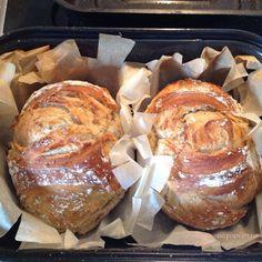 Ζουζουνομαγειρέματα: Ψωμί χωρίς ζύμωμα και χωρίς μεγάλη αναμονή!