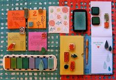 hand carved stamps tutorial