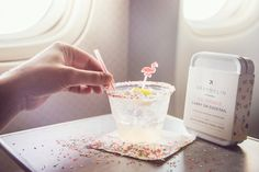 The Sprinkle Carry On Cocktail Kit / Gray Malin