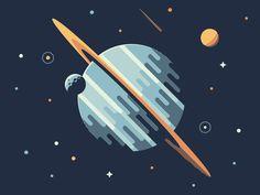 Illustrator Tutorials: 30 New Tuts to Learn Drawing and Illustration Tricks Space Illustration, Digital Illustration, Vector Graphics, Vector Art, Vector Illustrations, Photographie Street Art, Affinity Designer, Illustrator Tutorials, Adobe Illustrator