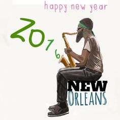 Had such fun drawing this talent guy I saw in the French Quarter last night. Happy New Year Everyone!!!! #Nola #doodle #doodlesofinstagram #doodles #draw #jazz #happynewyear #2016 #saxophone #neworleans #frenchquarter #music by cre8art4you