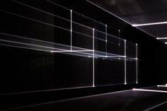 United Visual Artists, Vanishing Point London / Berlin, 2013 - 2014