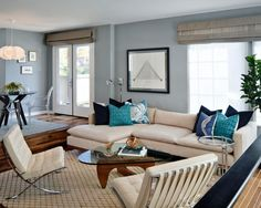 Amazing Coastal Living Room Ideas