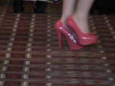 Plexus Pink Really Tall Shoes