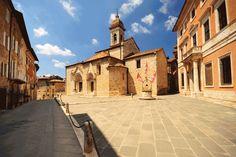 San Quirico Dorcia - Tuscany, Italy