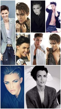 •••Find What You Love And Let It Kill You••• — Ruby Rose .