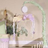 Found it at Wayfair - Froggy Lavender Musical Mobile