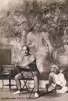 Sarkis Katchadourian in India