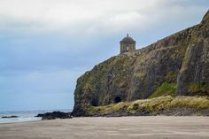 Downhill Beach, Derry //photos to inspire visit Ireland ©thewholeworldisaplayground