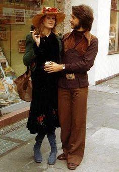 Fab 70s couple