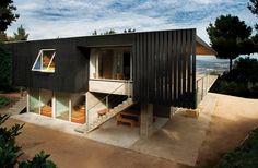 elton+léniz arquitectos asociados » Casa Klammer