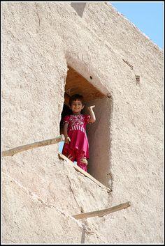 Adorable little girl - Uzbekistan