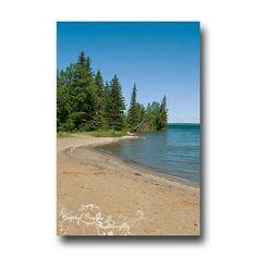 Beach Decor Photography Blue Water Sandy by CrystalGaylePhoto, $4.50