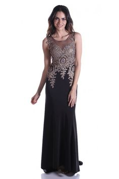 Embellish your formal evening in the elaborate style of this lightly layered gown by Clarisse 4507 New Designer Dresses, Military Ball Dresses, Dress Rental, Black Tie, Gowns, Formal Dresses, Celebrities, Wedding, Style