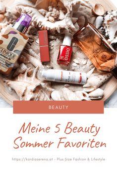 Diese 5 Beauty Produkte sind bei mir im täglichen Gebrauch und gehören zu meinen Sommer Musthaves. Wieso und weshalb? Das verrate ich am Blog. Essie, Beauty, Blog, Products, Summer, Blogging, Beauty Illustration