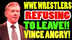WWE Wrestlers Refusing to Return Revealed! WWE's Major Saudi Cover Up Exposed! Wrestling News! Also discussed in the video WWE News WWE Rumors Wrestling News. Wwe Entertainment, Vince Mcmahon, Wrestling News, Wwe News, Wwe Wrestlers, Picture Video, Acting, Cover Up