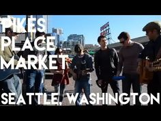 TOUR TUESDAY - 'PIKES PLACE MARKET' @I_AM_IT Would you not join in? Looks pretty fun to me.