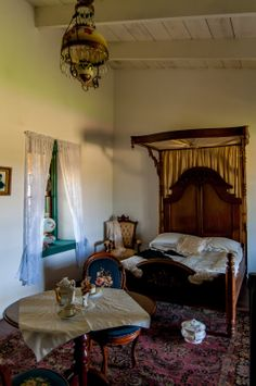 Historic Houses of California - San Diego County - Vista - Rancho Guajome Adobe - 1853