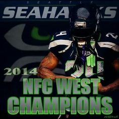 NFC West Champs