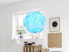 Modern-IQ-Puzzle-Jigsaw-Light-Lamp-Shade-Ceiling-Lampshade-Bar-Decoration-S-M-L