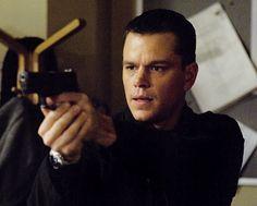 Matt Damon Credits Sylvester Stallone With Early Career.: Matt Damon Credits Sylvester Stallone With Early Career Inspiration… Jason Bourne, Matt Damon Bourne, James Bond, Super Bowl, Trailers, Bourne Movies, The Bourne Identity, Robert Ludlum, See Movie