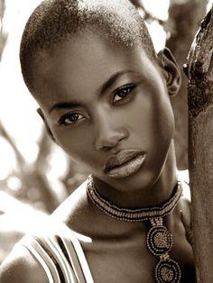 I And Africa   shadesofblackness: Kaone Kario