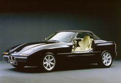 BMW z1 coolest roadster doors ever