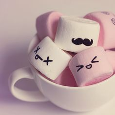 Download cute mallows 240 X 320 Wallpapers - 2617364