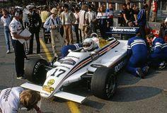 Jochen Mass - March 821 - 1982 - Monaco GP