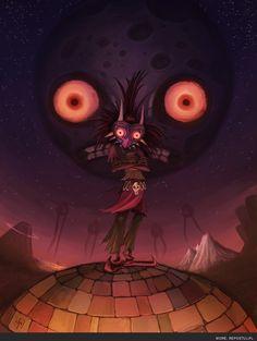 Horror kid...Czy to ta slawna Zelda ?