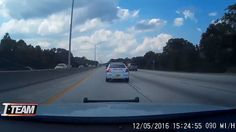Unauthorized dashcam videoof one Jacksonville police officer pulling over another for going 94 mph on Interstate 95prompted questions aboutpatrol cars obeying traffic laws.