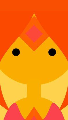 #la princesa flama