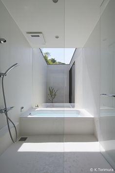 ハウスノートは、住まいの写真で人をつなぐ家づくりのソーシャルネットワーク。写真の説明:バスルーム