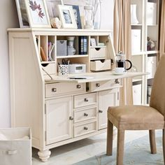 Hemnes Secretary Desk - Diy Projects