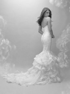 59921-9456B Wedding Gown Sizes, Wedding Gowns, Vows Bridal, Allure Bridal, Mermaid Gown, Discount Designer, Bridal Collection, Bodice, Wedding Planning