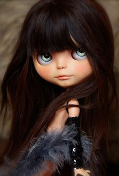 Blythe Julia By Monica  #blythe #doll #fashion #topmodel