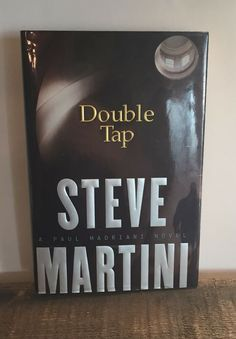 Double tap written by Steve Martini. Published in 2005 by The Penguin Group. Book is 419 pages long. Fiction Novels, Page Turner, Book Show, Love To Shop, Double Tap, Martini, Messages, Learning, Books