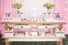 Matryoshka Nesting Doll Party