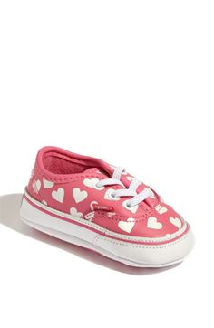 Vans 'Authentic' Crib Shoe (Baby) available at #Nordstrom