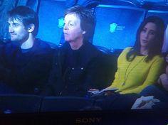 Paul McCartney at the Brooklyn Nets game-slide0