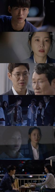 [Spoiler] Added episodes 27 and 28 captures for the #kdrama 'Falsify'